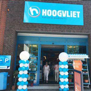 Jubileumfeest Hoogvliet Winkel Promotie