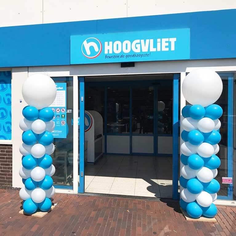 Jubileumfeest Hoogvliet WinkelPromotie