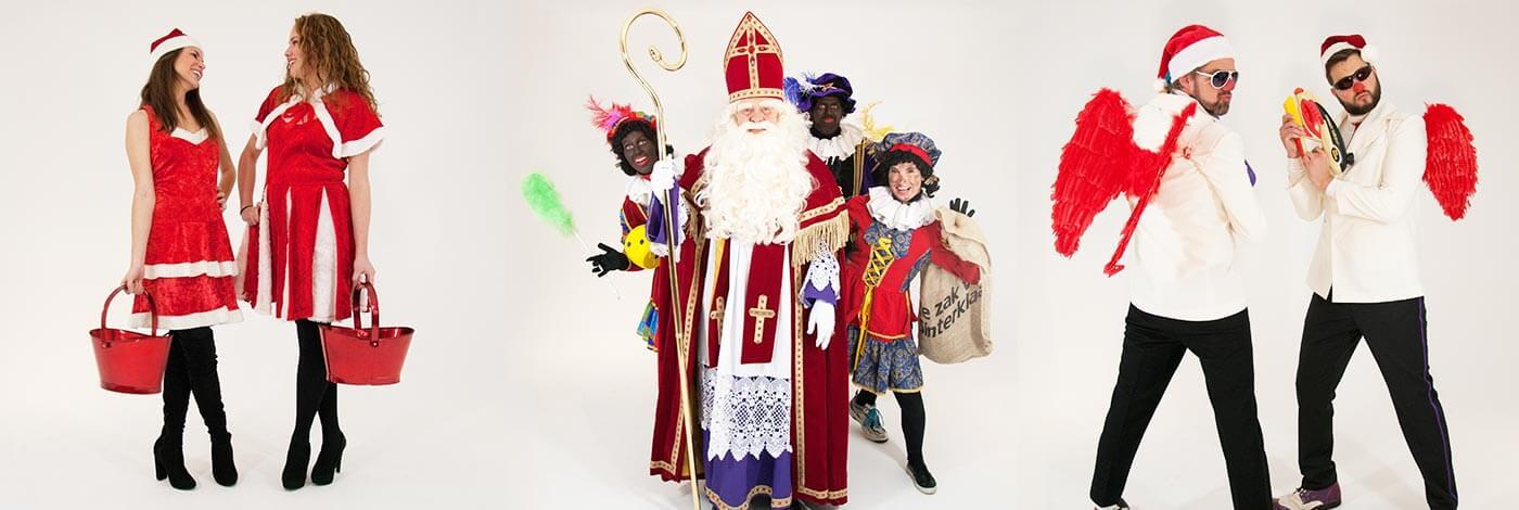 Promotieactiviteiten najaar Kerst Sinterklaas