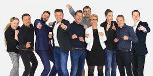 promotiebureau 128promotie team