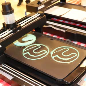 Pannenkoeken printen