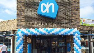 Heropening Albert Heijn