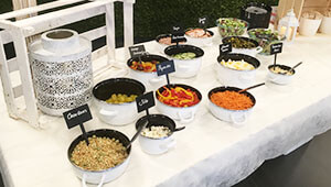 Cateringconcepten catering