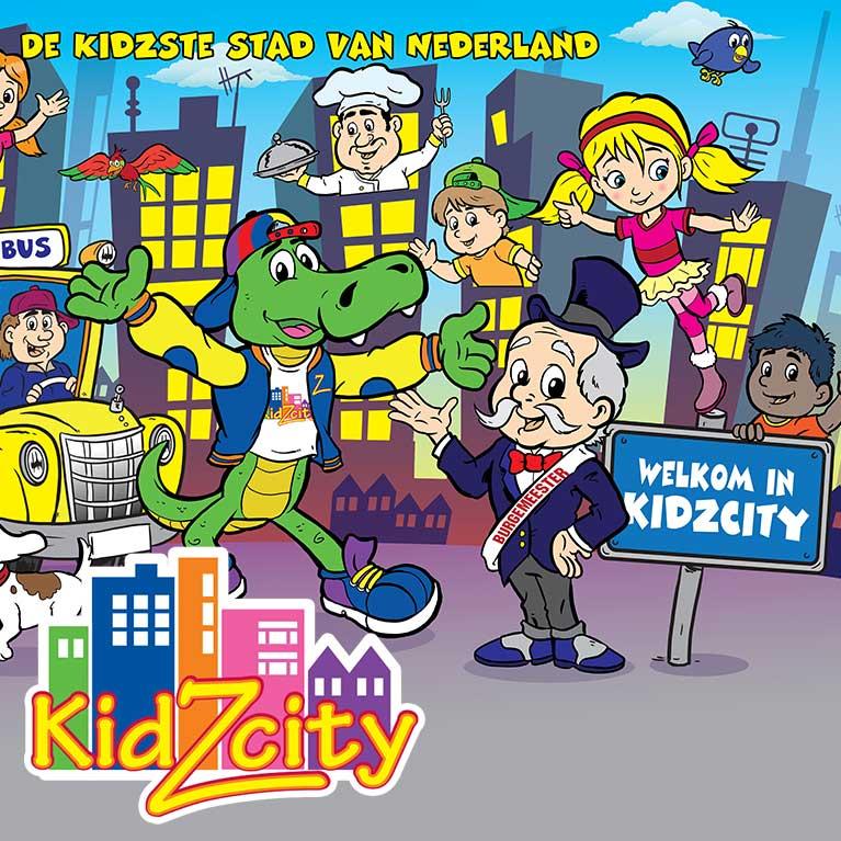 Branding KidZcity
