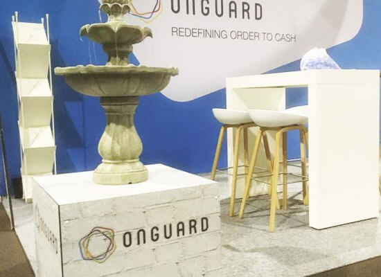 Onguard Branding Beurs Geluksfontein