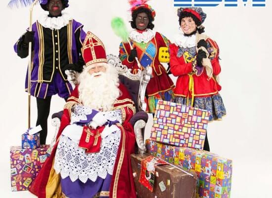 Sinterklaas-bedrijfsfeest-IBM-Amsterdam-Totaal-verzorgd