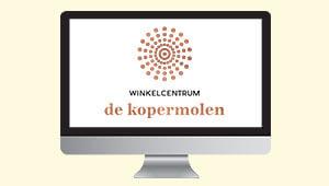 Nieuwe website winkelcentrum Kopermolen