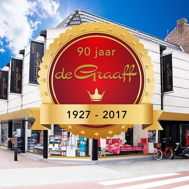 Jubilea jubileum Graaff Maarssen