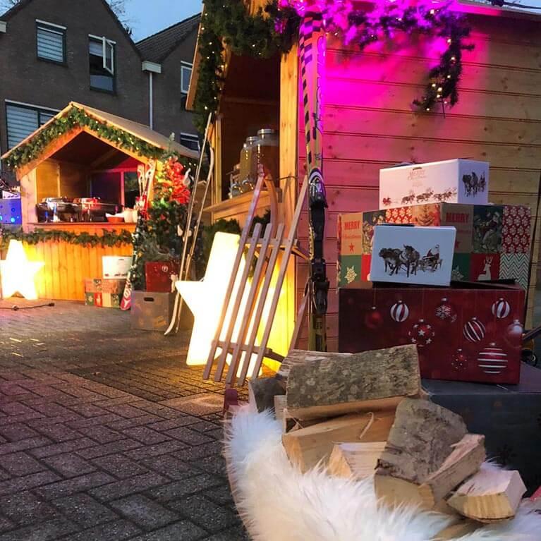 Kerst evenement Talpa