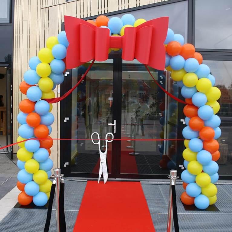 Opening basisschool de Fontein
