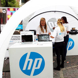 Bedrijfsevenement HP Summer