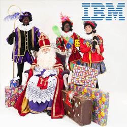 Bedrijfsevenement organiseren IBM