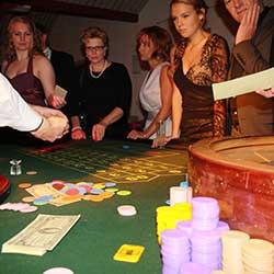 Bedrijfsfeest Gemeente Nieuwegein Casino thema