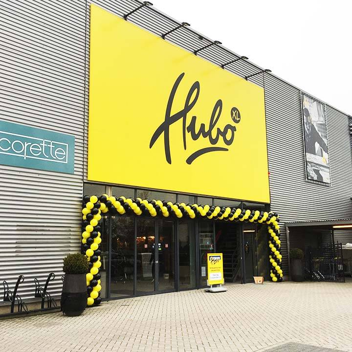 Openingshandeling Hubo